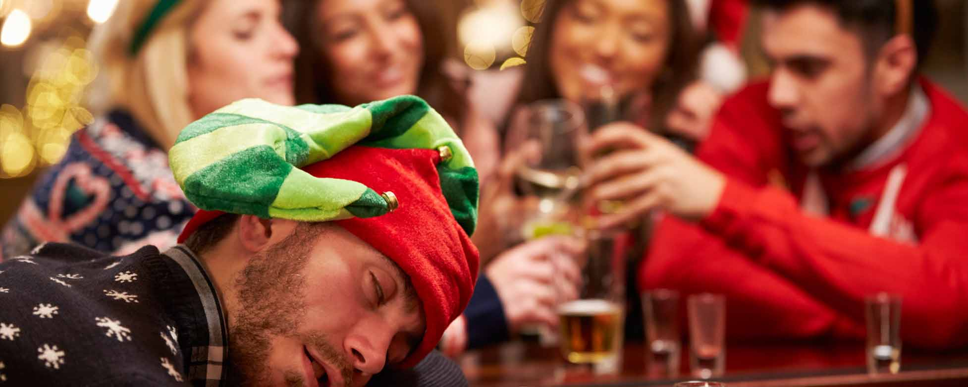 drunk christmas party - Drunk Christmas
